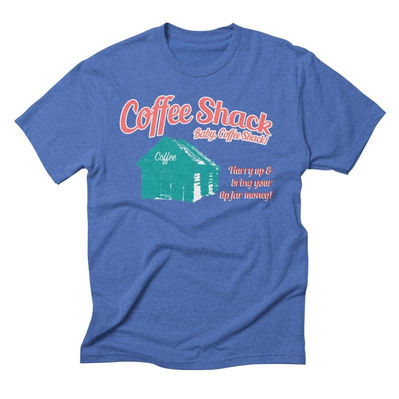 Coffee Shack, Baby Coffee Shack! Men's T-Shirt by Pure Coffee Blog Shop