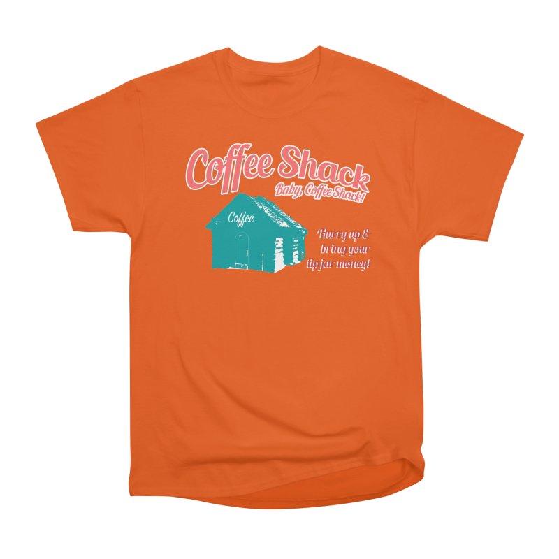 Coffee Shack, Baby Coffee Shack! Women's T-Shirt by Pure Coffee Blog Shop