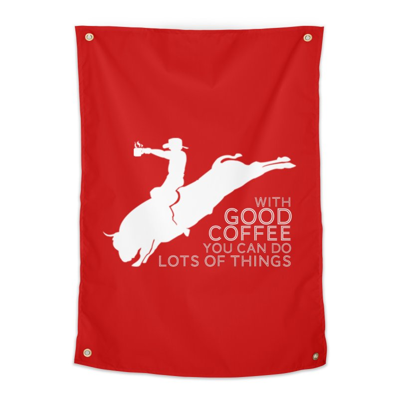 Do Lots of Things Home Tapestry by Pure Coffee Blog Shop