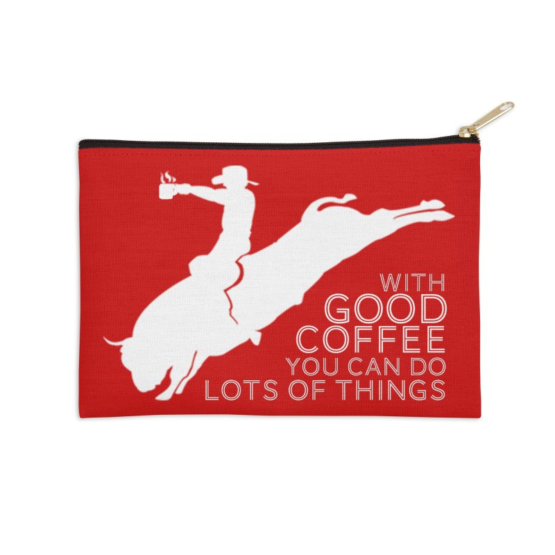 Do Lots of Things Accessories Zip Pouch by Pure Coffee Blog Shop
