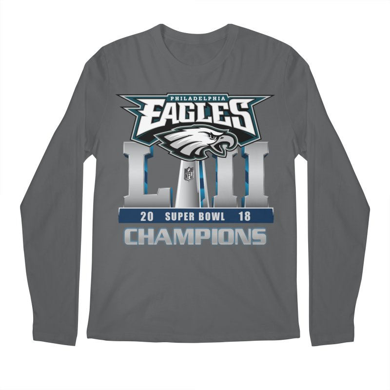6db9440d Eagles Super Bowl Shirts | 2018 Champions Men's Longsleeve T-Shirt by Shirt  Locker