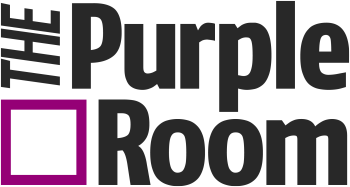 The Purple Room Designs Logo