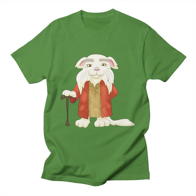 Gandalf Cat Men's T-Shirt by Purr City's Artist Shop