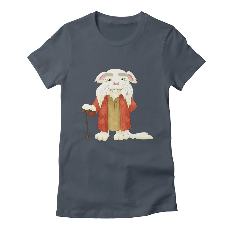 Gandalf Cat Women's T-Shirt by Purr City's Artist Shop