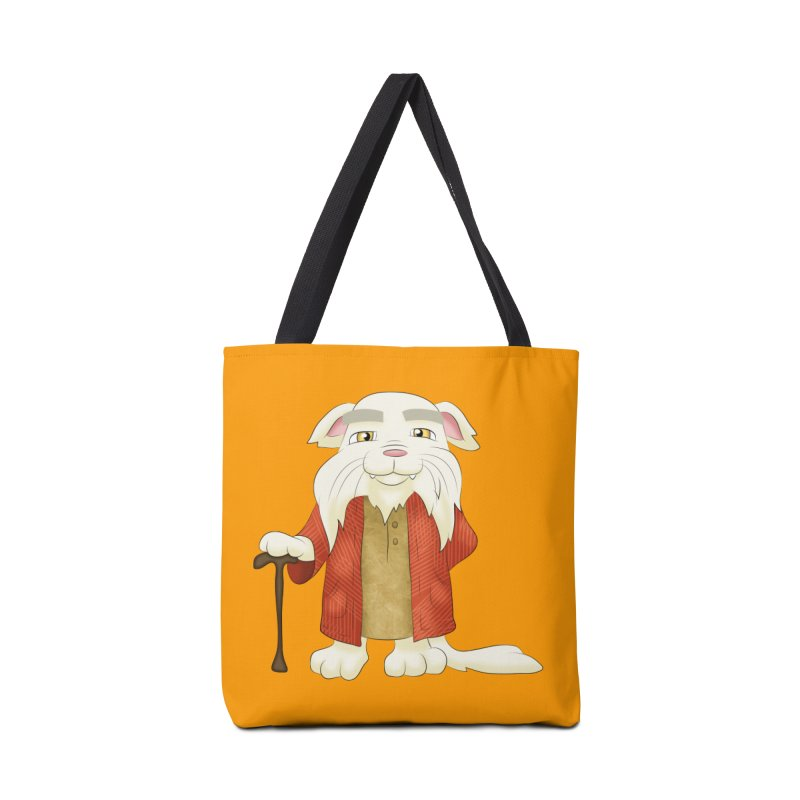 Gandalf Cat Accessories Bag by Purr City's Artist Shop