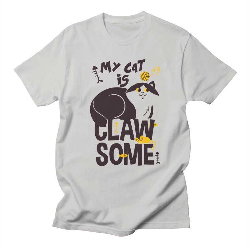 My Cat Is Clawsome Women's T-Shirt by Purrform