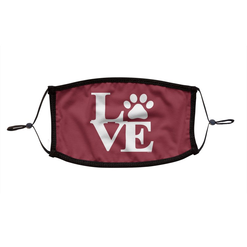 Paw Love Accessories Face Mask by Purrform