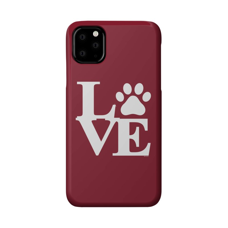Paw Love Accessories Phone Case by Purrform