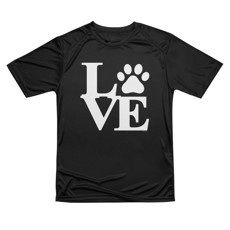 Paw Love Men's T-Shirt by Purrform
