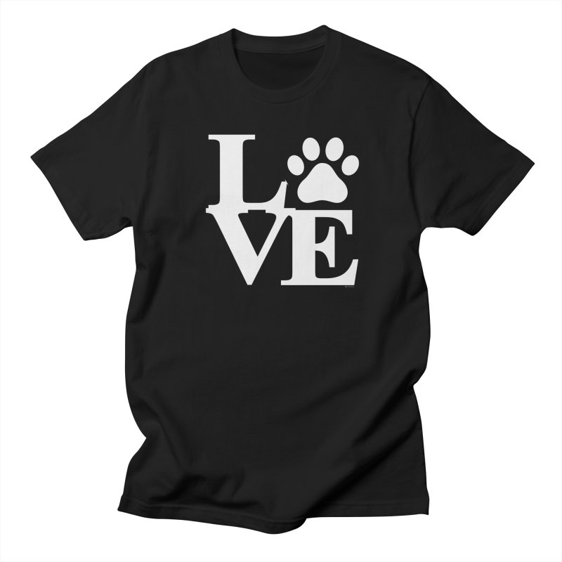 Paw Love Women's T-Shirt by Purrform