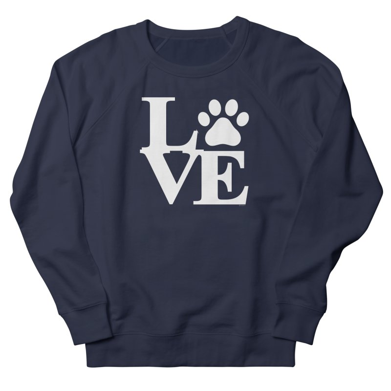 Paw Love Women's Sweatshirt by Purrform