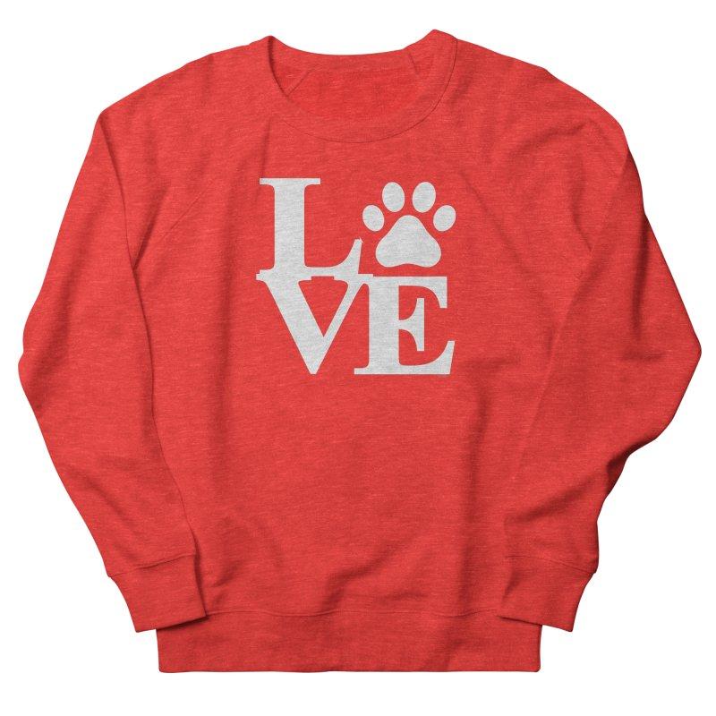 Paw Love Men's Sweatshirt by Purrform