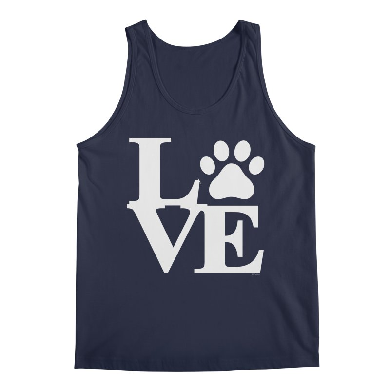 Paw Love Men's Tank by Purrform