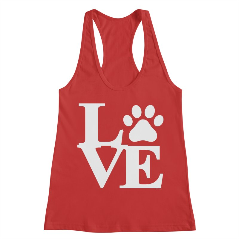 Paw Love Women's Tank by Purrform