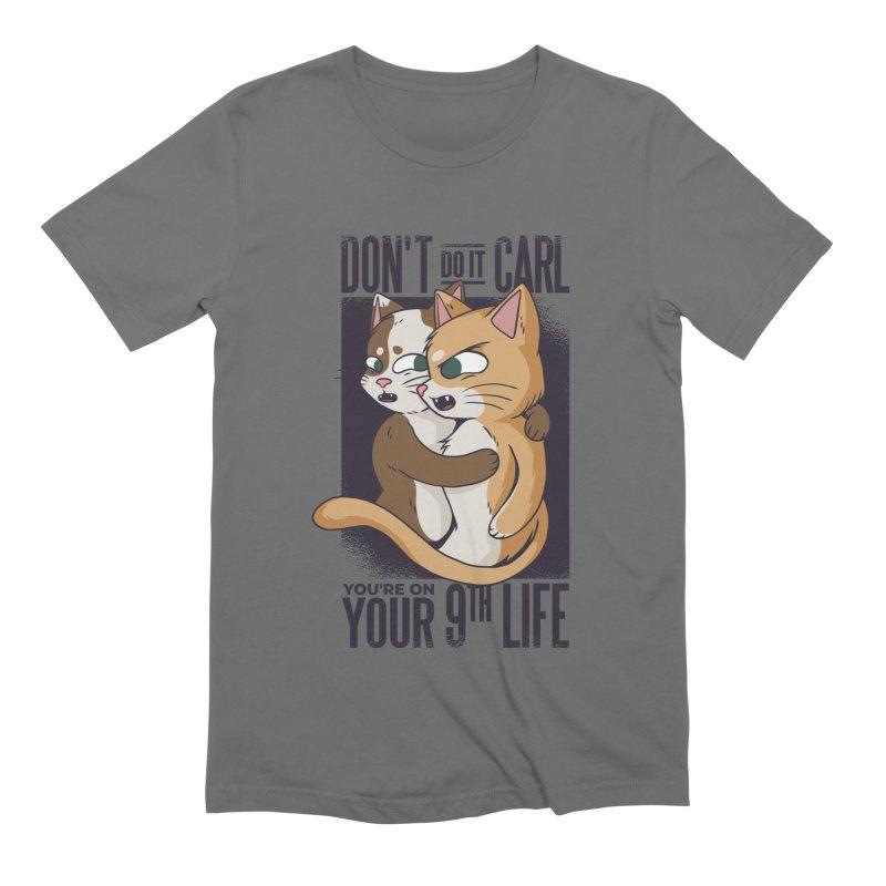 9th Life Men's T-Shirt by Purrform