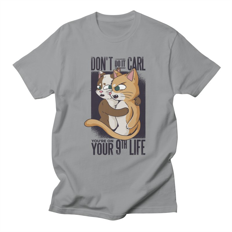 9th Life Men's T-Shirt by Purrform