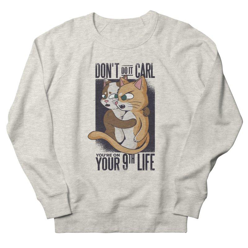 9th Life Men's Sweatshirt by Purrform