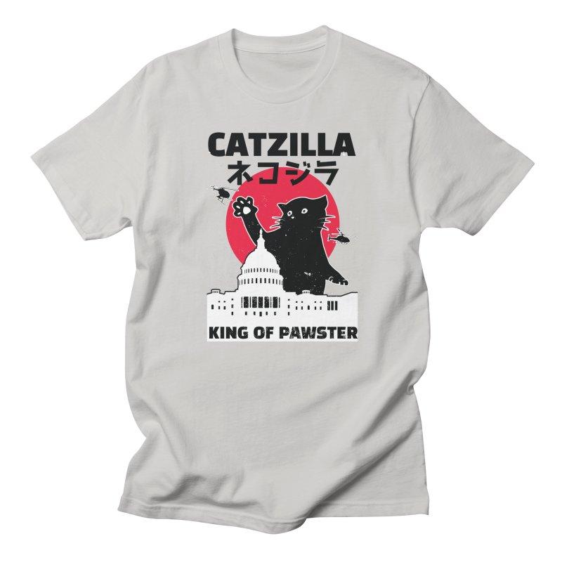Catzilla Men's T-Shirt by Purrform