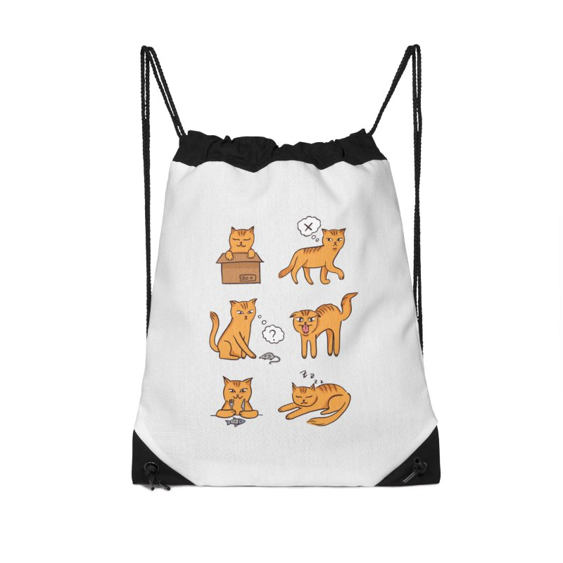 Cat Moods Accessories Bag by Purrform