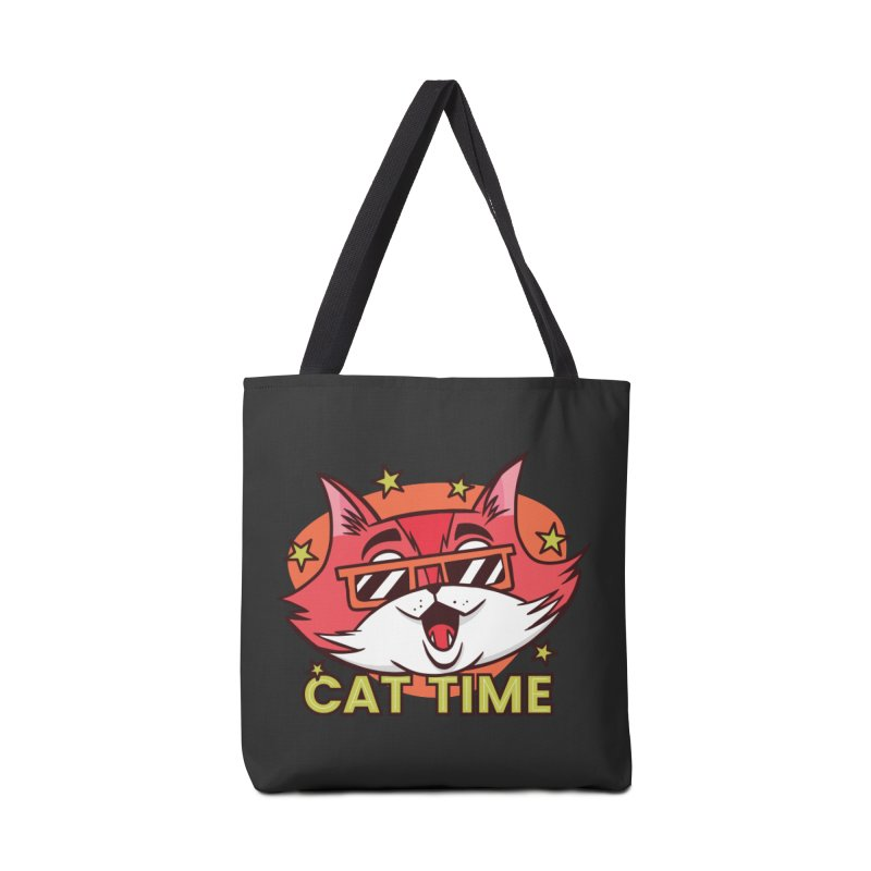 Cat Time Accessories Bag by Purrform