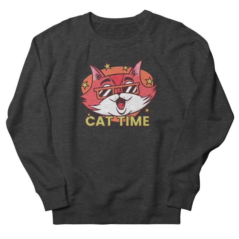 Cat Time Women's Sweatshirt by Purrform