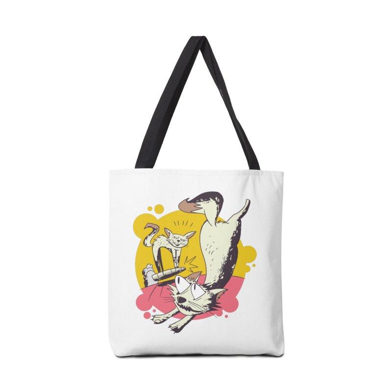 Vacuum Cat Attack Accessories Bag by Purrform
