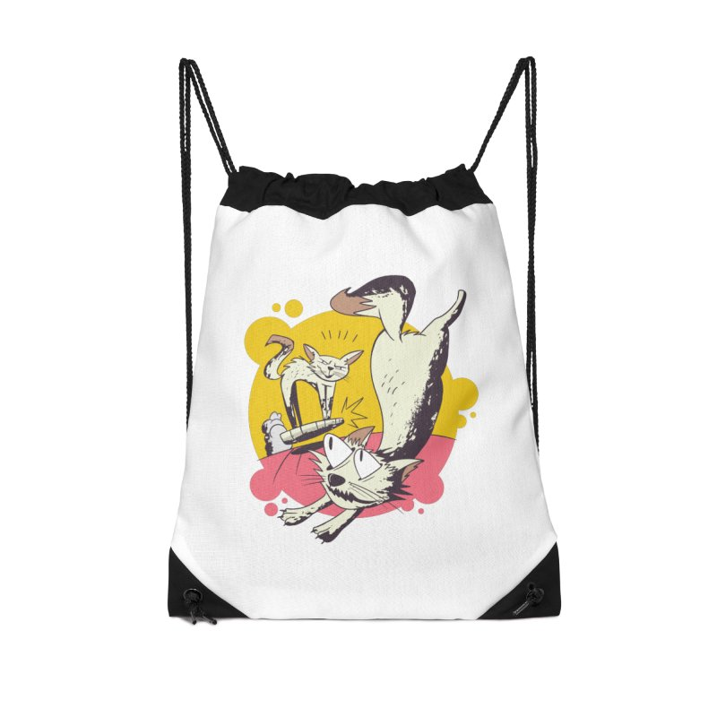 Vacuum Cat Attack Accessories Bag by Purrform