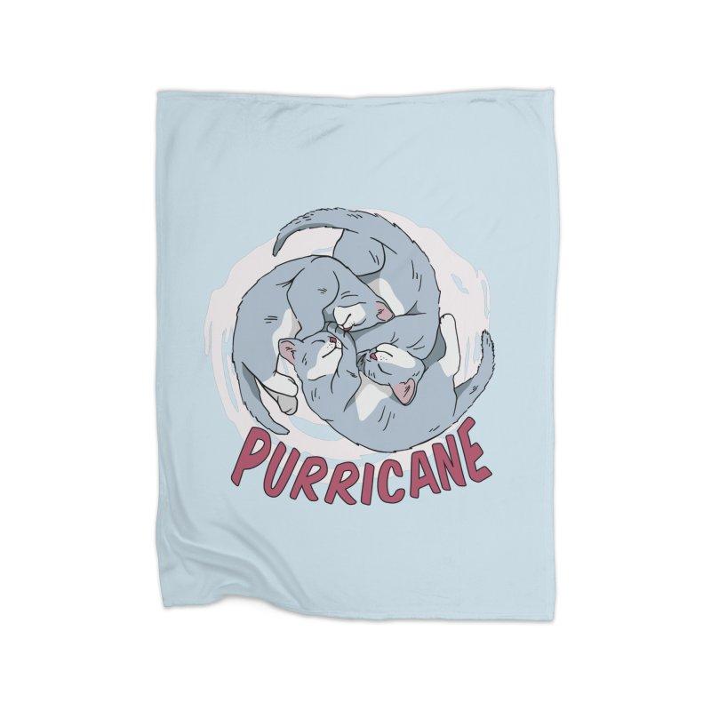 PURRicane Home Blanket by Purrform