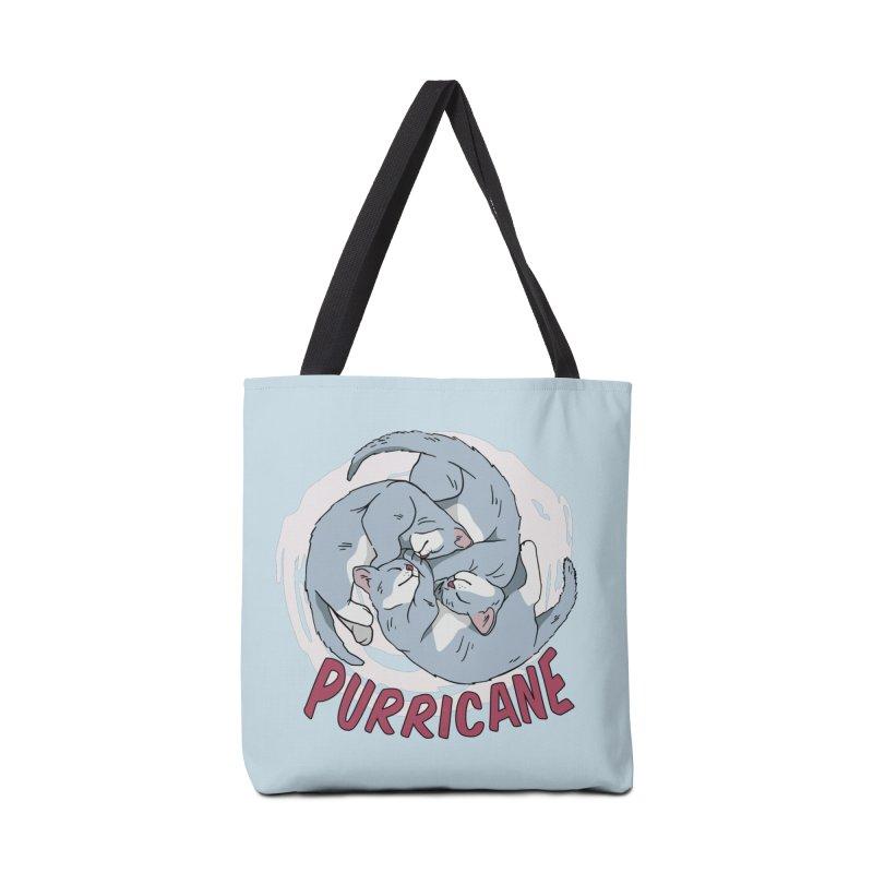 PURRicane Accessories Bag by Purrform