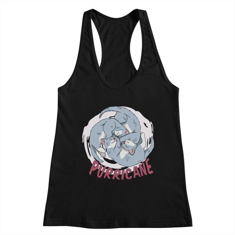 PURRicane Women's Tank by Purrform