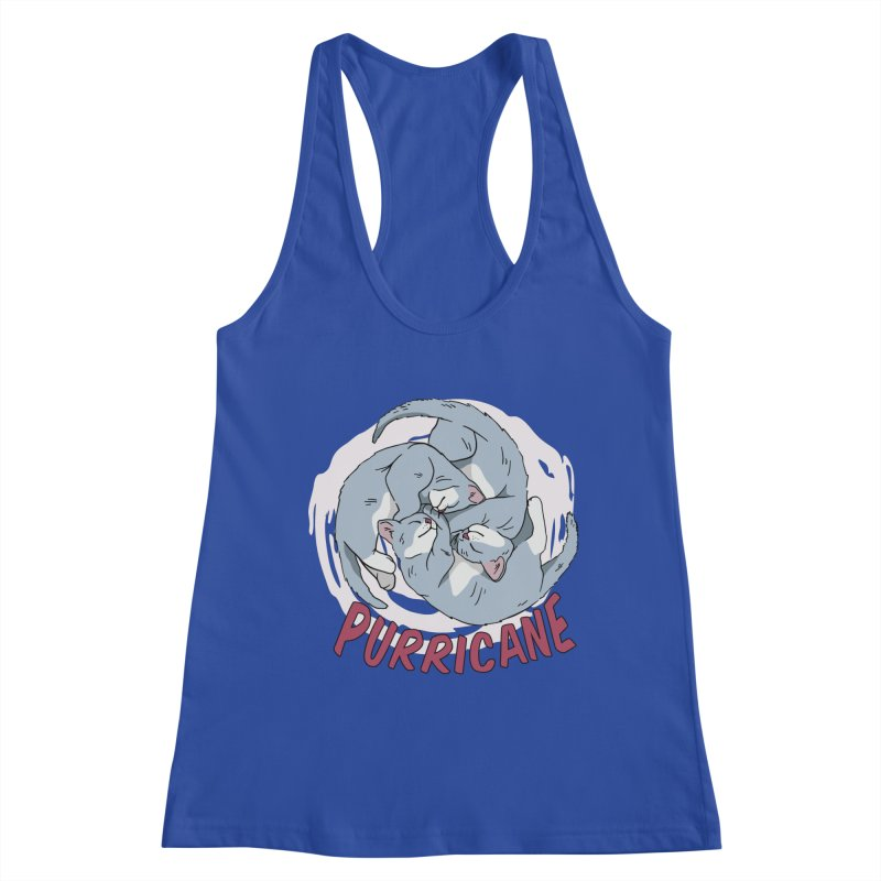 PURRicane Women's Tank by Purrform