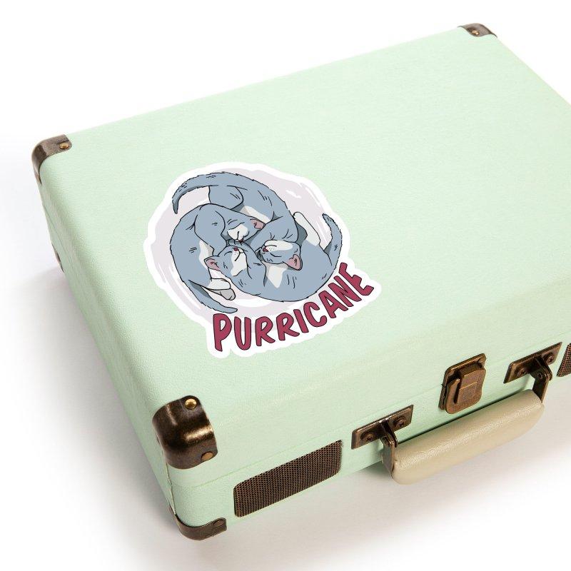 PURRicane Accessories Sticker by Purrform