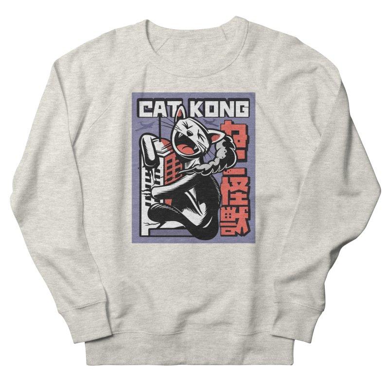 Cat Kong Women's Sweatshirt by Purrform