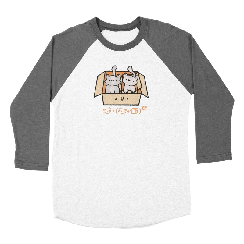 Kittens Boxed Women's Longsleeve T-Shirt by Purrform
