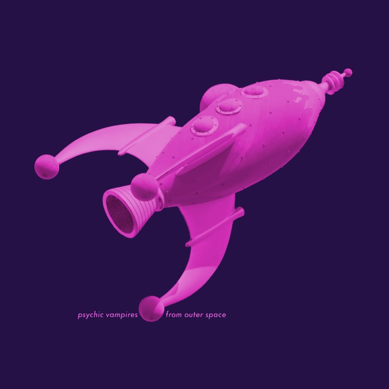 Pink PVFOS Rocket by PVFOS Merch