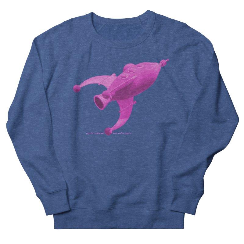 Pink PVFOS Rocket Men's Sweatshirt by PVFOS Merch