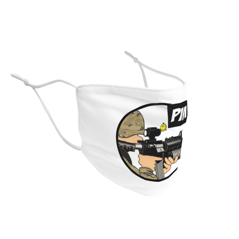 Private Murphy Mask Accessories Face Mask by The Pvt Murphy Loot Shop