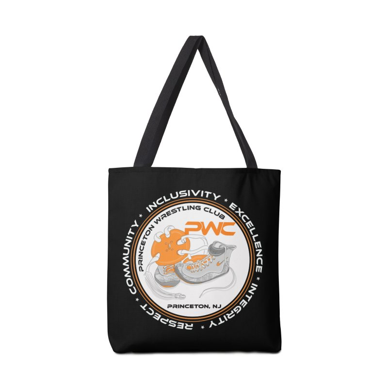 PWC Logo Dark Shirts and Lounge Pants  Accessories Bag by PWC's Artist Shop