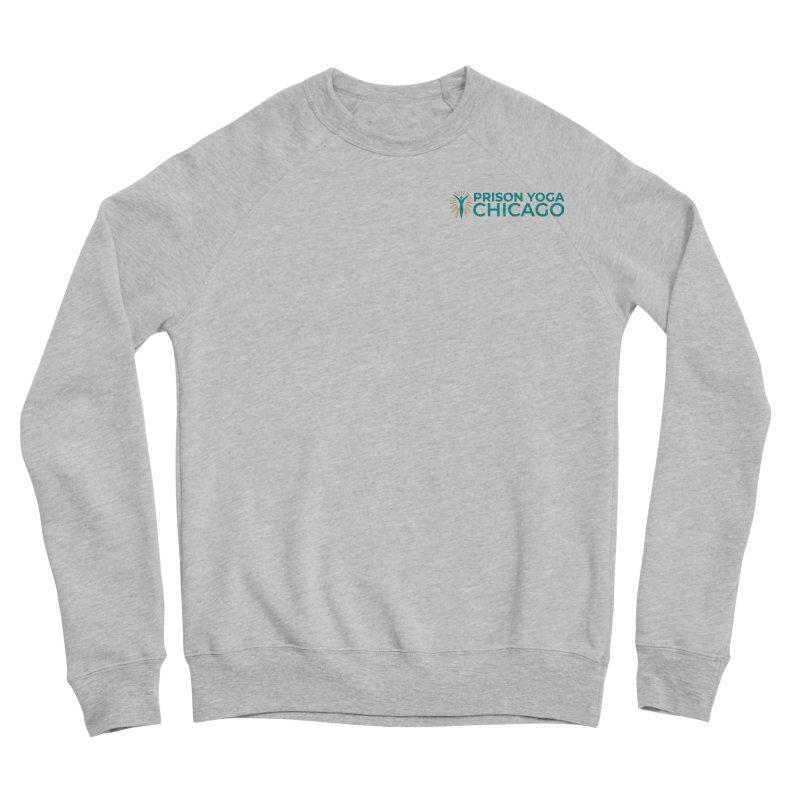 Prison Yoga Chicago Men's Sweatshirt by Support Prison Yoga Chicago