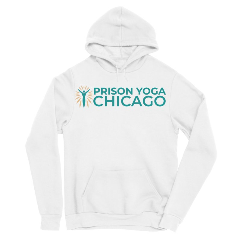 Prison Yoga Chicago Women's Sponge Fleece Pullover Hoody by Support Prison Yoga Chicago