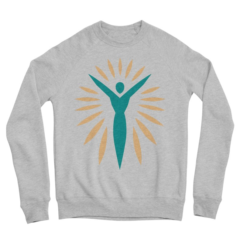 Prison Yoga Chicago Women's Sponge Fleece Sweatshirt by Support Prison Yoga Chicago