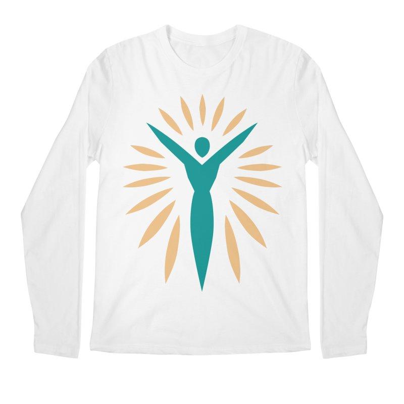 Prison Yoga Chicago Men's Regular Longsleeve T-Shirt by Support Prison Yoga Chicago