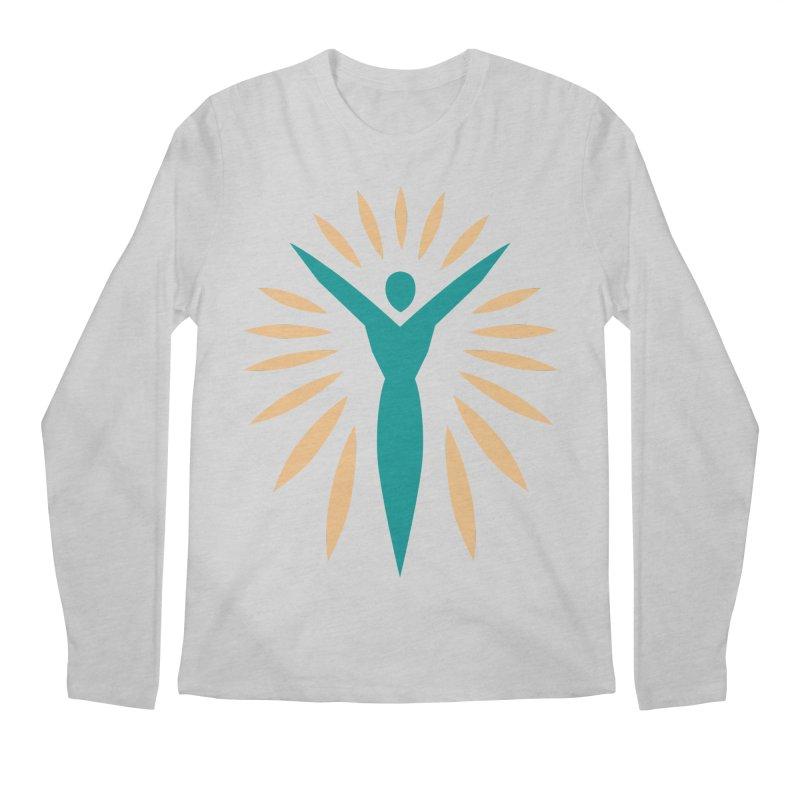 Prison Yoga Chicago Men's Longsleeve T-Shirt by Support Prison Yoga Chicago