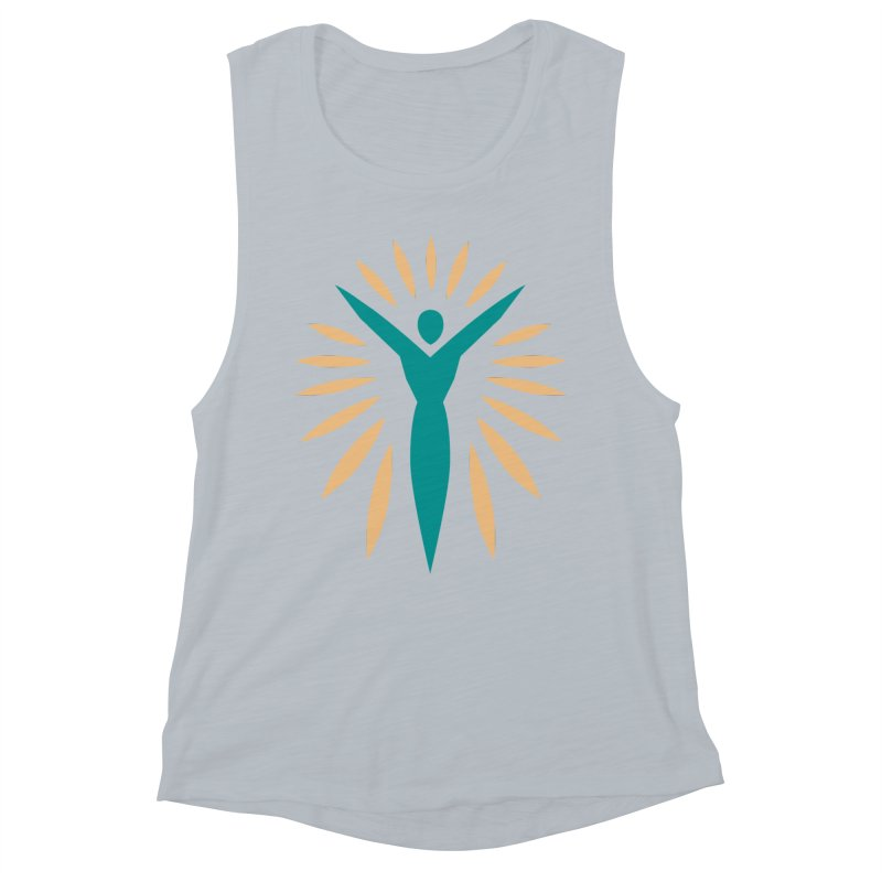 Prison Yoga Chicago Women's Muscle Tank by Support Prison Yoga Chicago