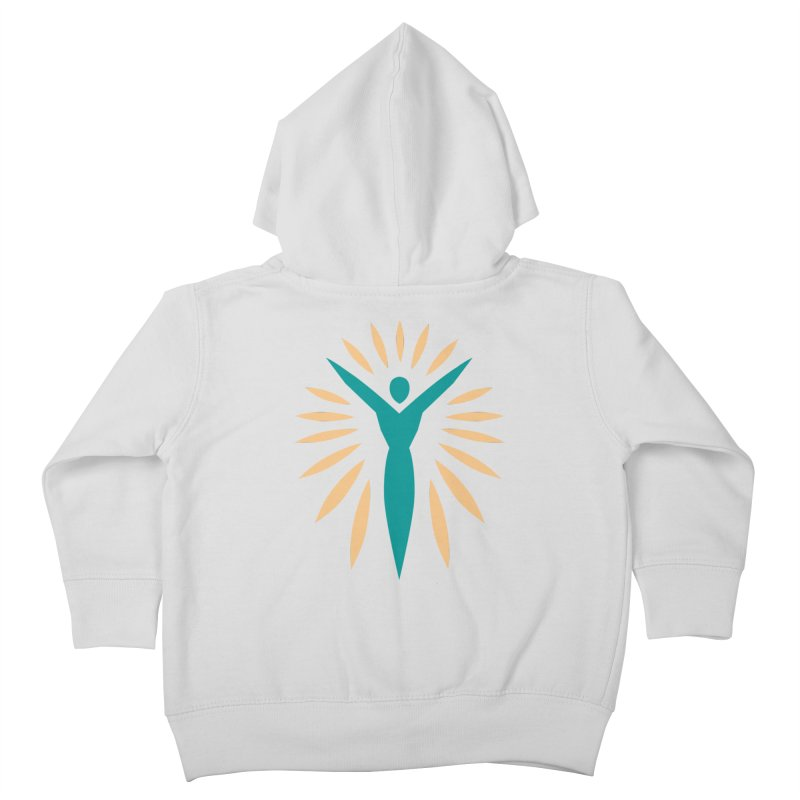 Prison Yoga Chicago Kids Toddler Zip-Up Hoody by Support Prison Yoga Chicago