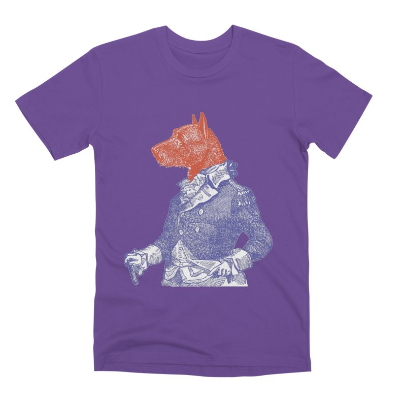 General Dog Men's Premium T-Shirt by Artist Shop of Pyramid Expander