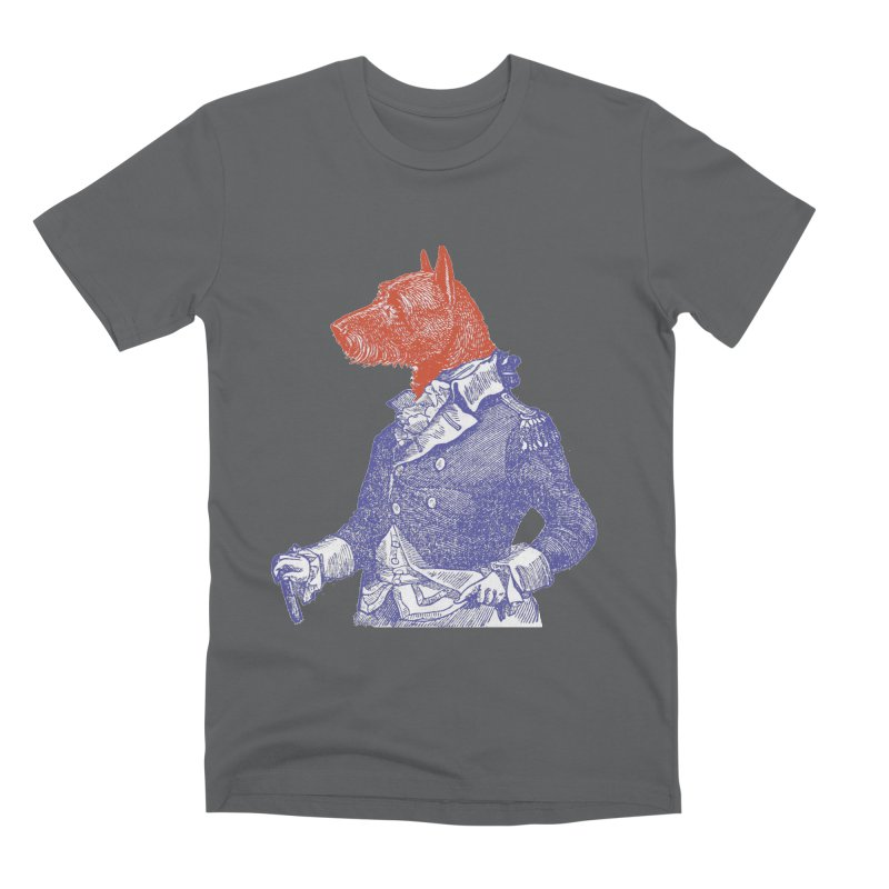 General Dog Men's Premium T-Shirt by Artist Shop of Pyramid Expander