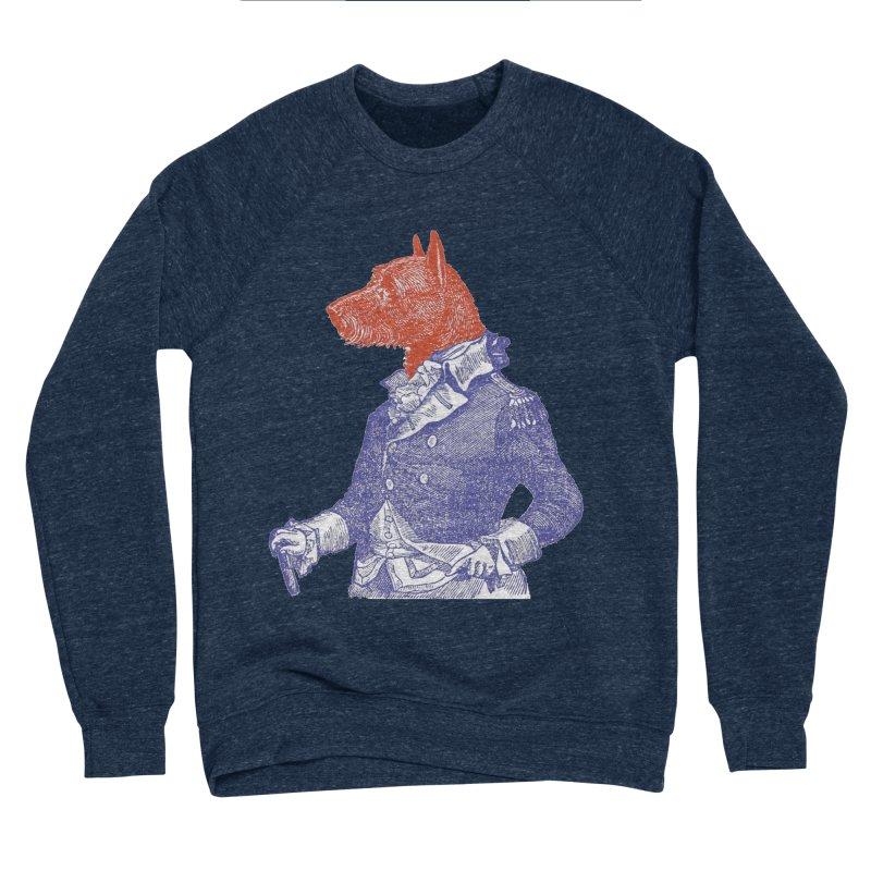 General Dog Women's Sponge Fleece Sweatshirt by Artist Shop of Pyramid Expander