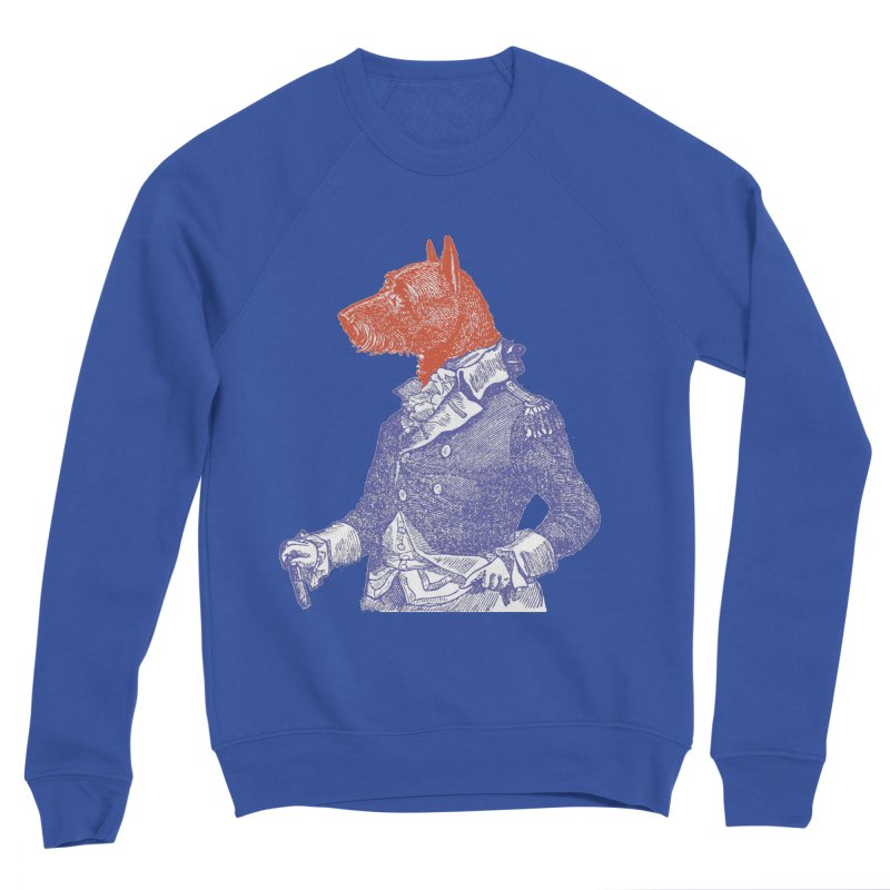 General Dog Women's Sponge Fleece Sweatshirt by Artist Shop of Pyramid Expander