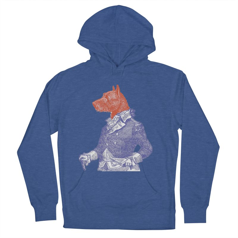 General Dog Women's Pullover Hoody by Artist Shop of Pyramid Expander